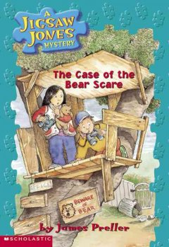 The case of the bear scare cover image