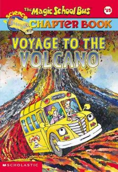 Voyage to the volcano cover image