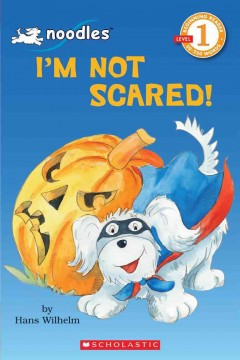 I'm not scared! cover image
