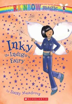 Inky, the indigo fairy cover image