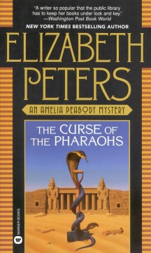 The curse of the pharaohs cover image