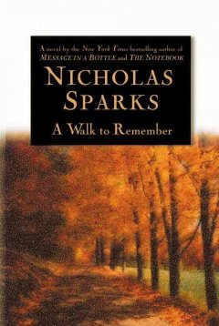 A walk to remember cover image