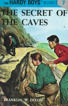 The secret of the caves cover image