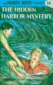 The hidden harbor mystery cover image