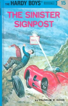 The sinister signpost cover image