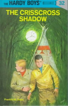 The crisscross shadow cover image
