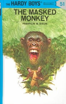 The masked monkey cover image