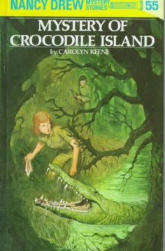 Mystery of Crocodile Island cover image