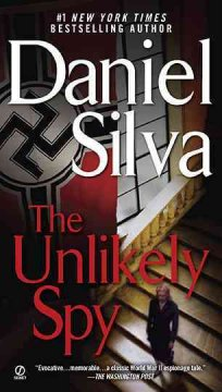 The unlikely spy cover image
