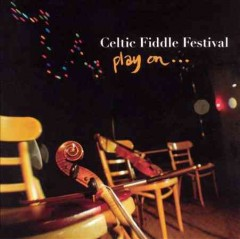 Celtic fiddle festival play on cover image