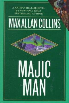 Majic man : a Nathan Heller novel cover image