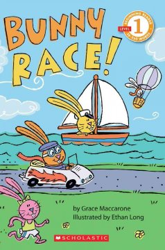 Bunny race cover image