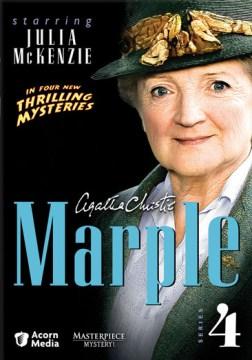 Agatha Christie Marple. Season 4 cover image