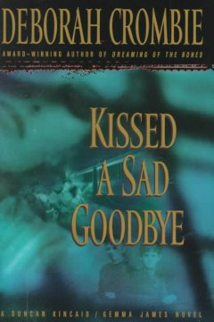 Kissed a sad goodbye cover image