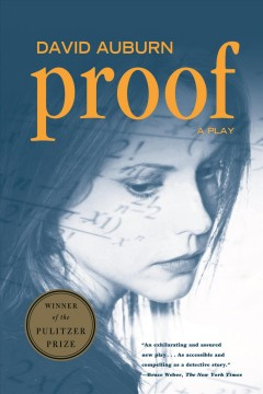 Proof : a play cover image