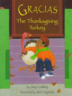 Gracias, the Thanksgiving turkey cover image