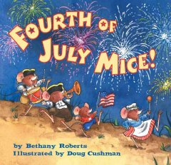 Fourth of July mice! cover image