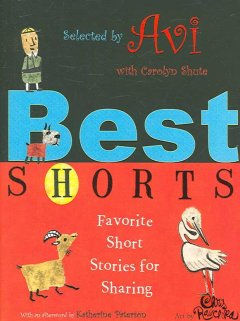 Best shorts : favorite short stories for sharing cover image
