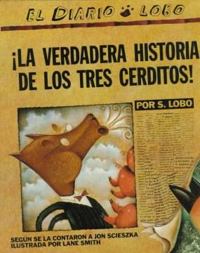 La verdadera historia de los tres cerditos! cover image