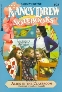 Alien in the classroom cover image