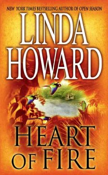 Heart of fire cover image