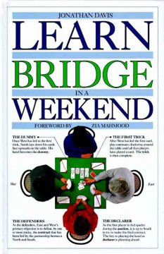 Learn bridge in a weekend cover image