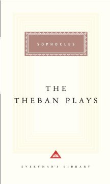 The Theban plays cover image