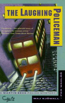 The laughing policeman cover image