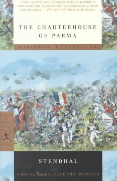 The charterhouse of Parma cover image