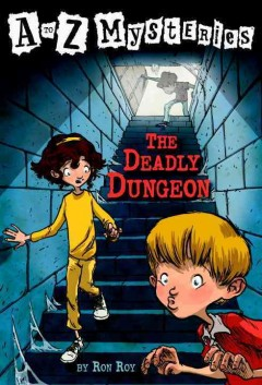 The deadly dungeon cover image
