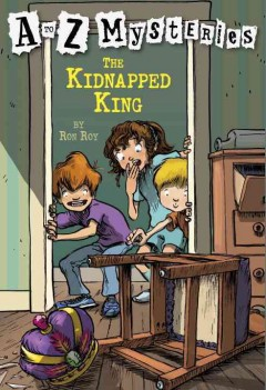 The kidnapped king cover image