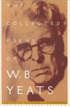 The collected poems of W.B. Yeats cover image