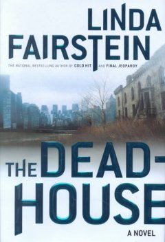The deadhouse cover image