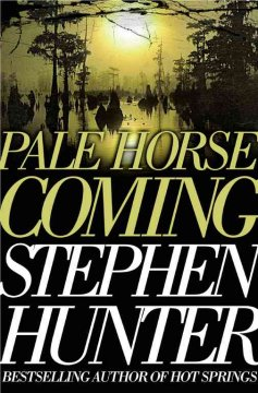 Pale horse coming cover image