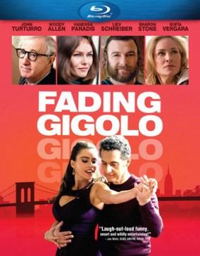 Fading gigolo cover image