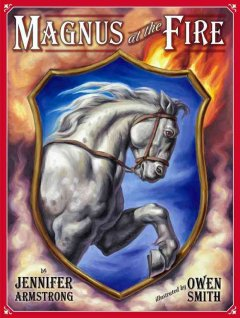Magnus at the fire cover image