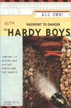 Passport to danger cover image