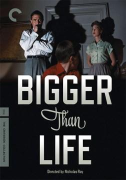 Bigger than life cover image