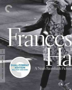 Frances Ha [Blu-ray + DVD combo] cover image