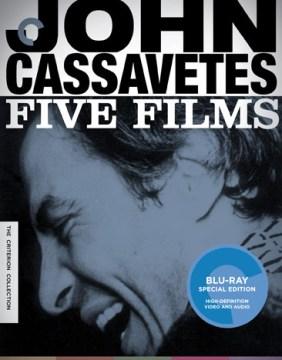 John Cassavetes. Five films cover image