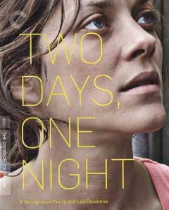 Two days, one night Deux jours, une nuit cover image