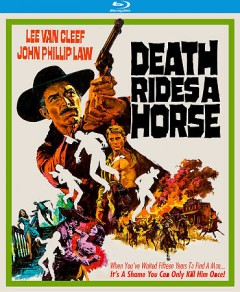 Death rides a horse cover image
