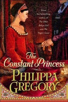 The constant princess cover image