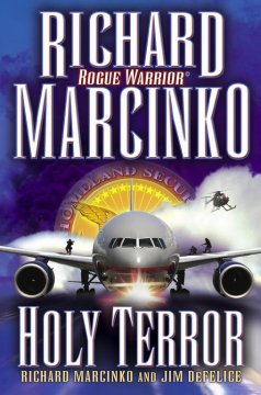 Rogue Warrior. Holy terror cover image