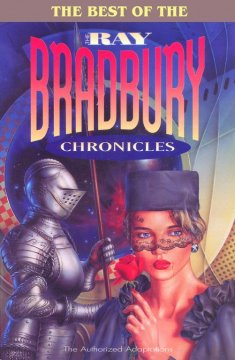 The best of Ray Bradbury : the graphic novel cover image