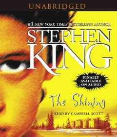 The shining cover image