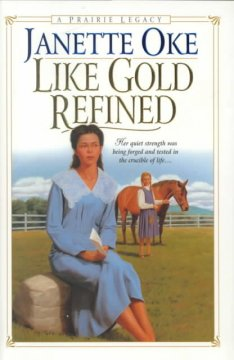 Like gold refined cover image