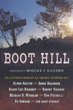 Boot Hill : an anthology of the west cover image