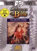 Mysteries of the Bible the greatest stories cover image