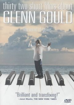 Thirty two short films about Glenn Gould cover image